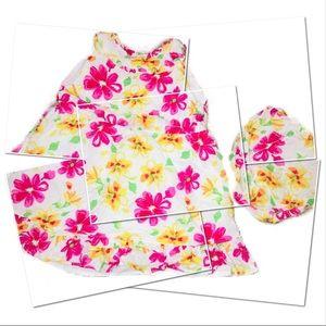‼️🔥OKIE DOKIE Floral Baby Dress Set!🔥‼️
